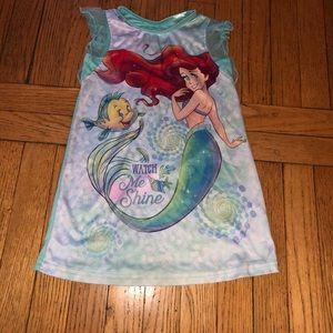 Disney Princess nightgown size 4T